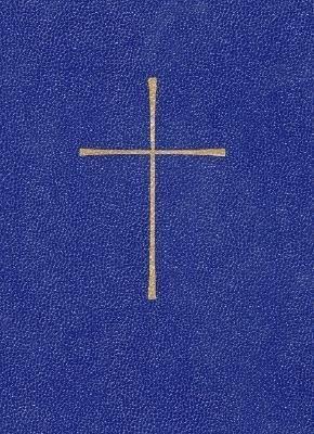 Book of Common Prayer Blue als Taschenbuch