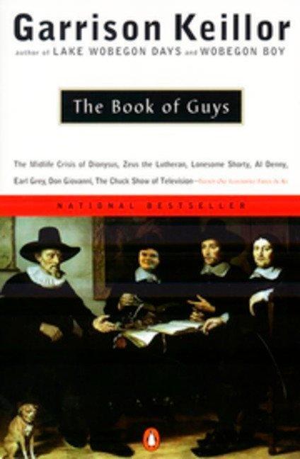 The Book of Guys: Stories als Taschenbuch