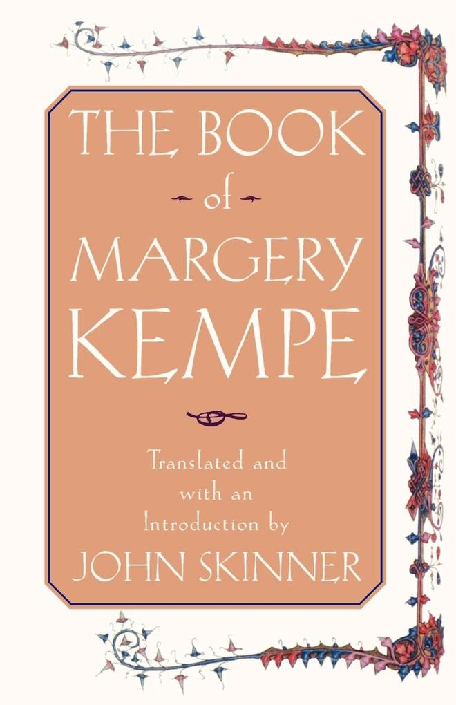 The Book of Margery Kempe als Taschenbuch