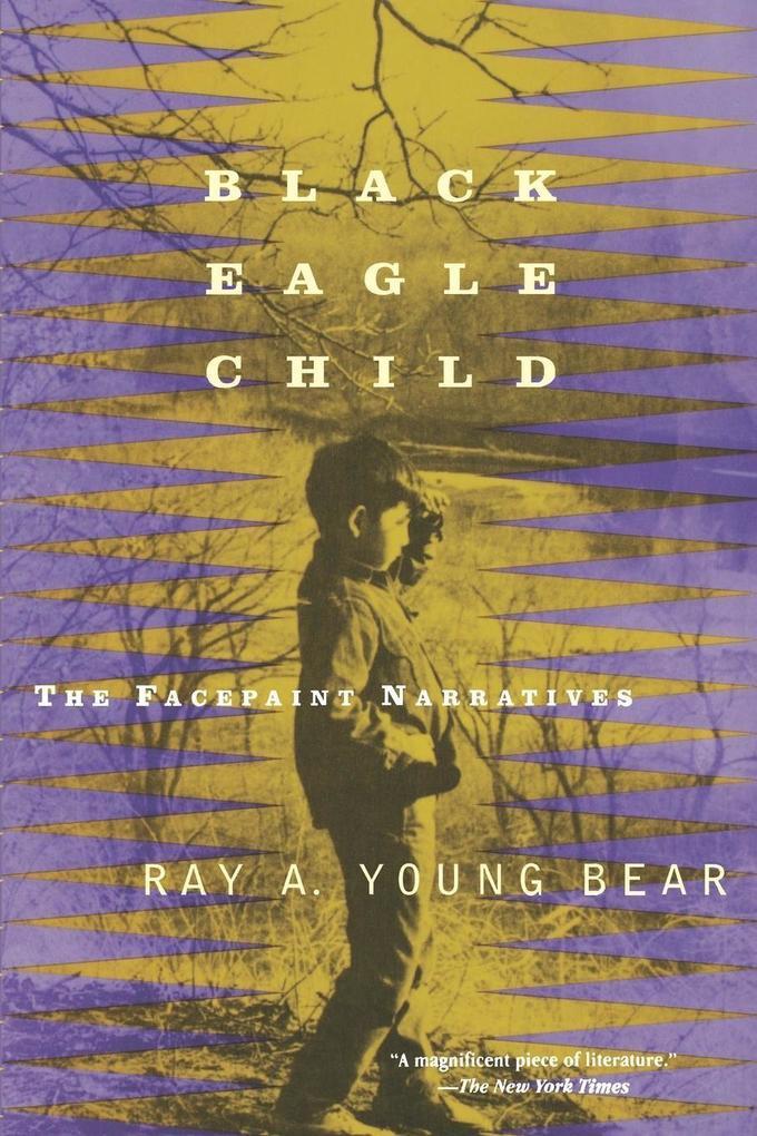 Black Eagle Child als Taschenbuch