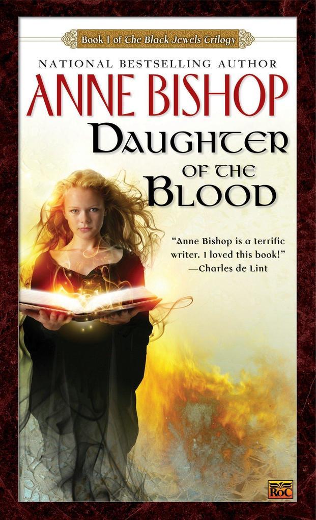 Daughter of the Blood als Taschenbuch
