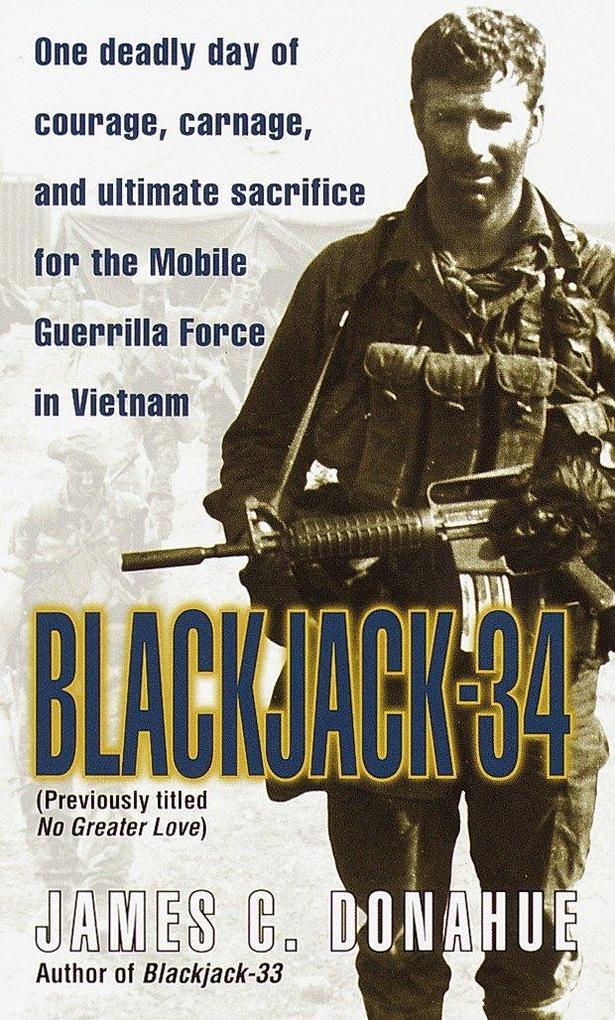 Blackjack 34 als Taschenbuch
