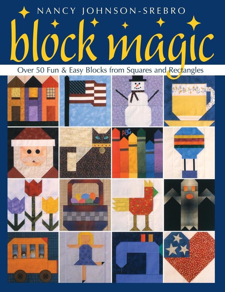 Block Magic- Print on Demand Edition als Taschenbuch