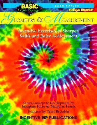 Geometry & Measurement Basic/Not Boring 6-8+: Inventive Exercises to Sharpen Skills and Raise Achievement als Taschenbuch
