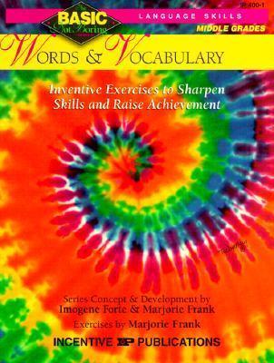 Words & Vocabulary Basic/Not Boring 6-8+: Inventive Exercises to Sharpen Skills and Raise Achievement als Taschenbuch
