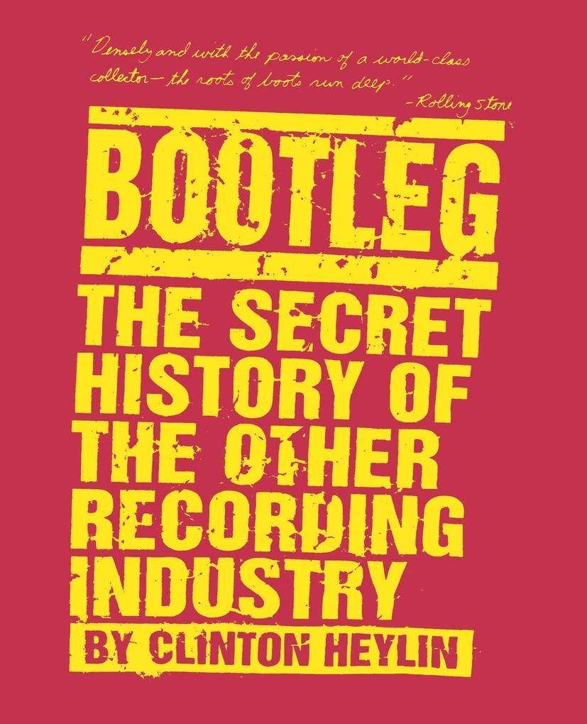 Bootleg als Buch