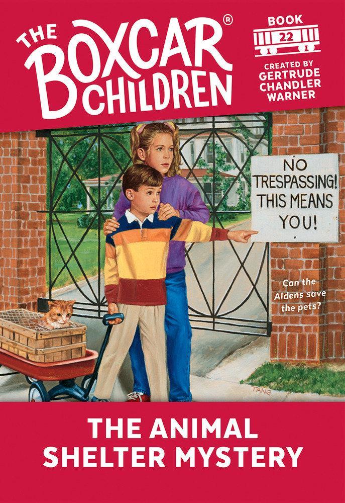 The Animal Shelter Mystery als Taschenbuch