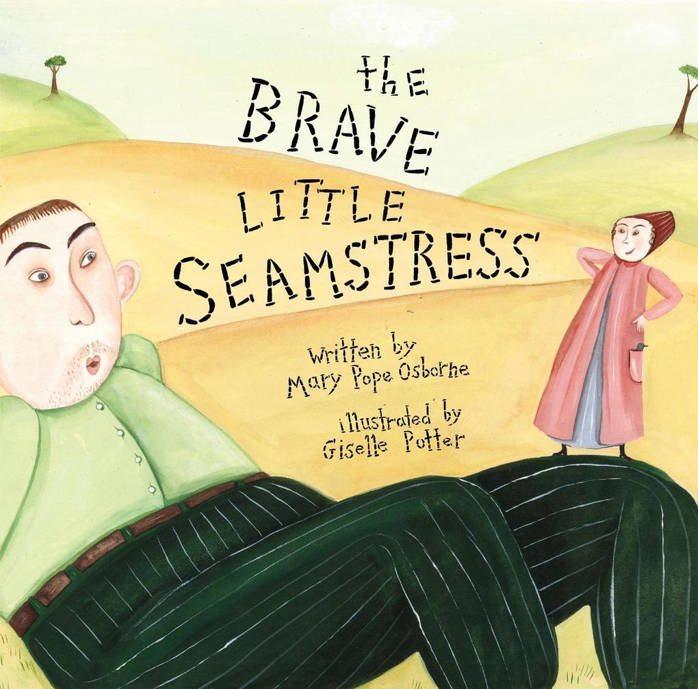 The Brave Little Seamstress als Buch