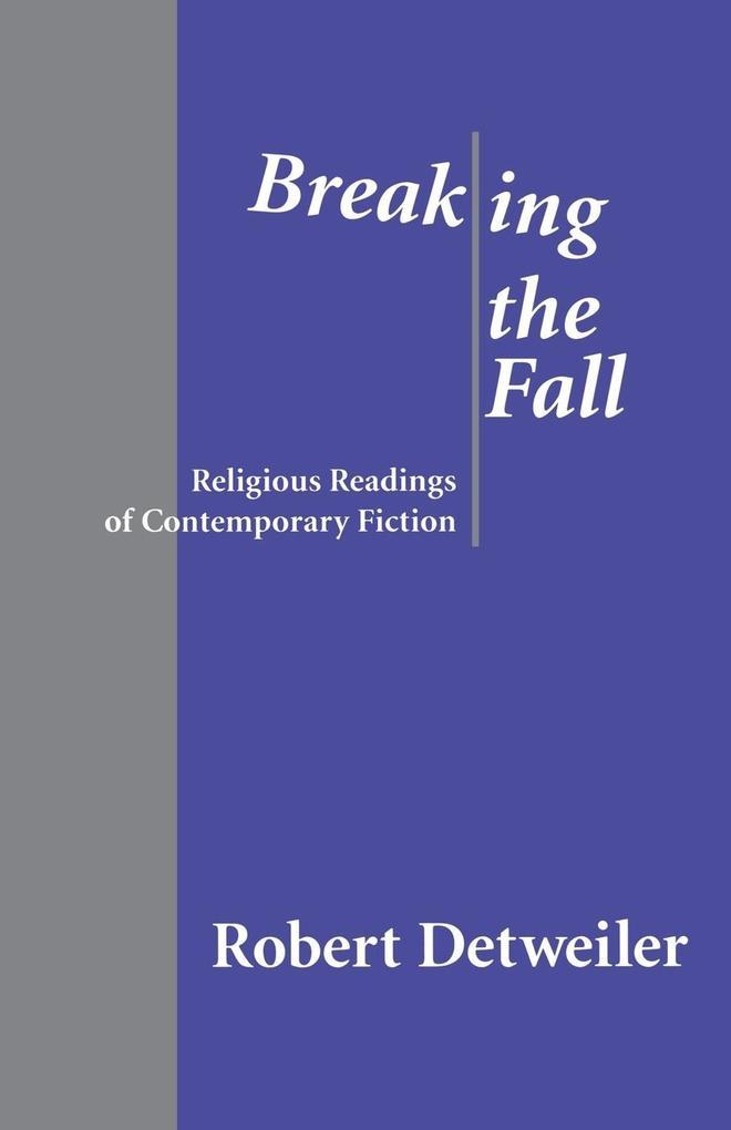 Breaking the Fall als Taschenbuch
