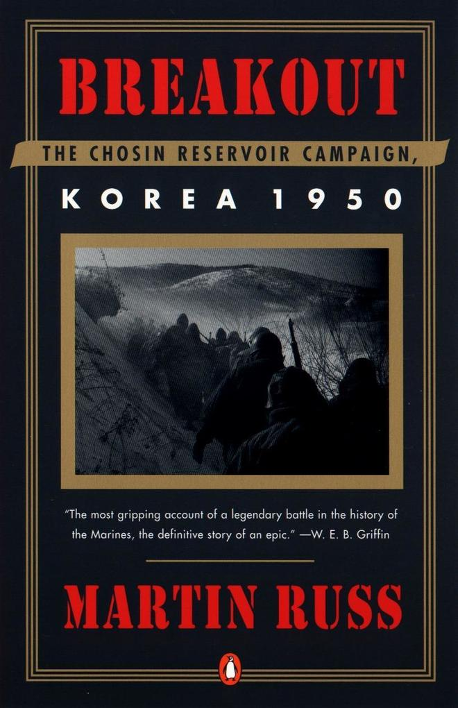 Breakout: The Chosin Reservoir Campaign, Korea 1950 als Taschenbuch