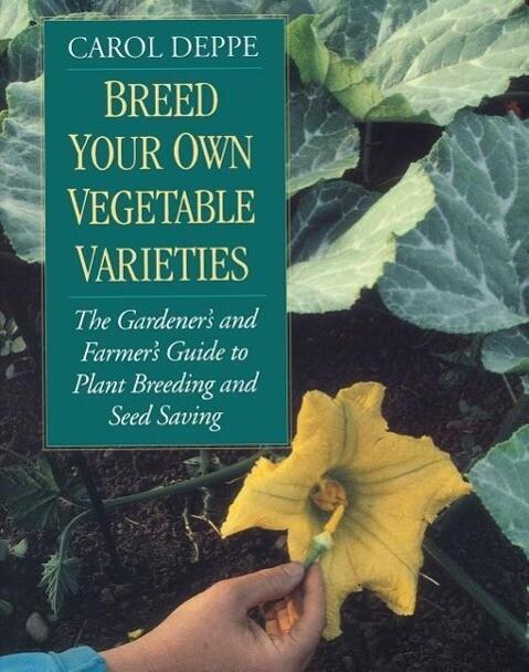 Breed Your Own Vegetable Varieties als Taschenbuch