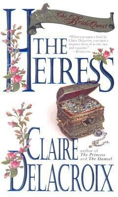 The Heiress: The Bride Quest #3 als Taschenbuch