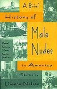 A Brief History of Male Nudes in America als Buch