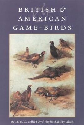 British & American Game-Birds als Taschenbuch