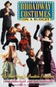 Broadway Costumes on a Budget als Taschenbuch