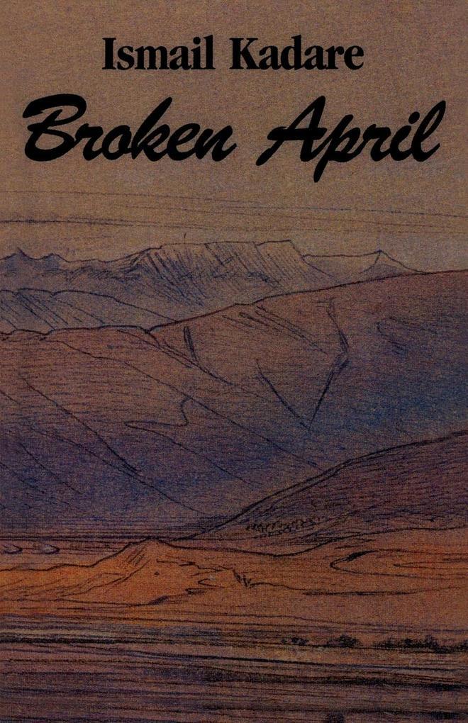 Broken April als Taschenbuch