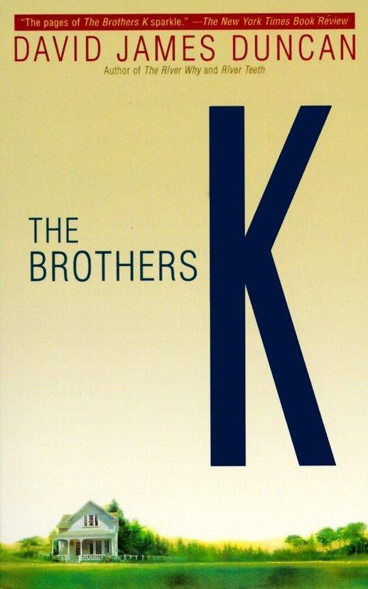 The Brothers K als Taschenbuch