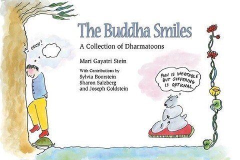 The Buddha Smiles: A Collection of Dharma Toons als Taschenbuch