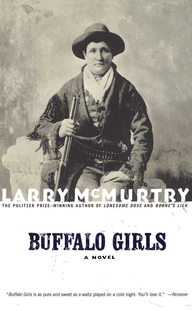 Buffalo Girls als Taschenbuch