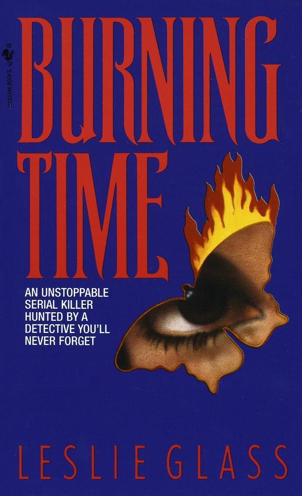 Burning Time als Taschenbuch