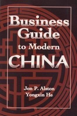 Business Guide to Modern China als Taschenbuch