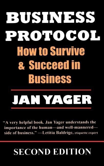 Business Protocol als Buch