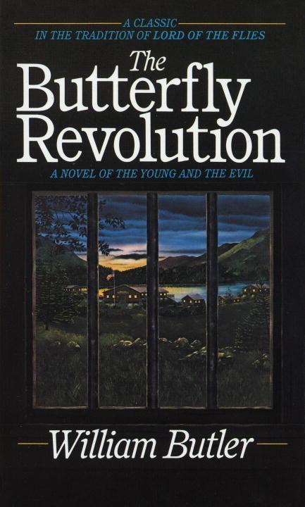 Butterfly Revolution als Taschenbuch