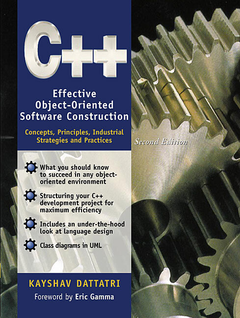 C++: Effective Object-Oriented Software Construction: Concepts, Practices, Industrial Strategies and Practices als Taschenbuch