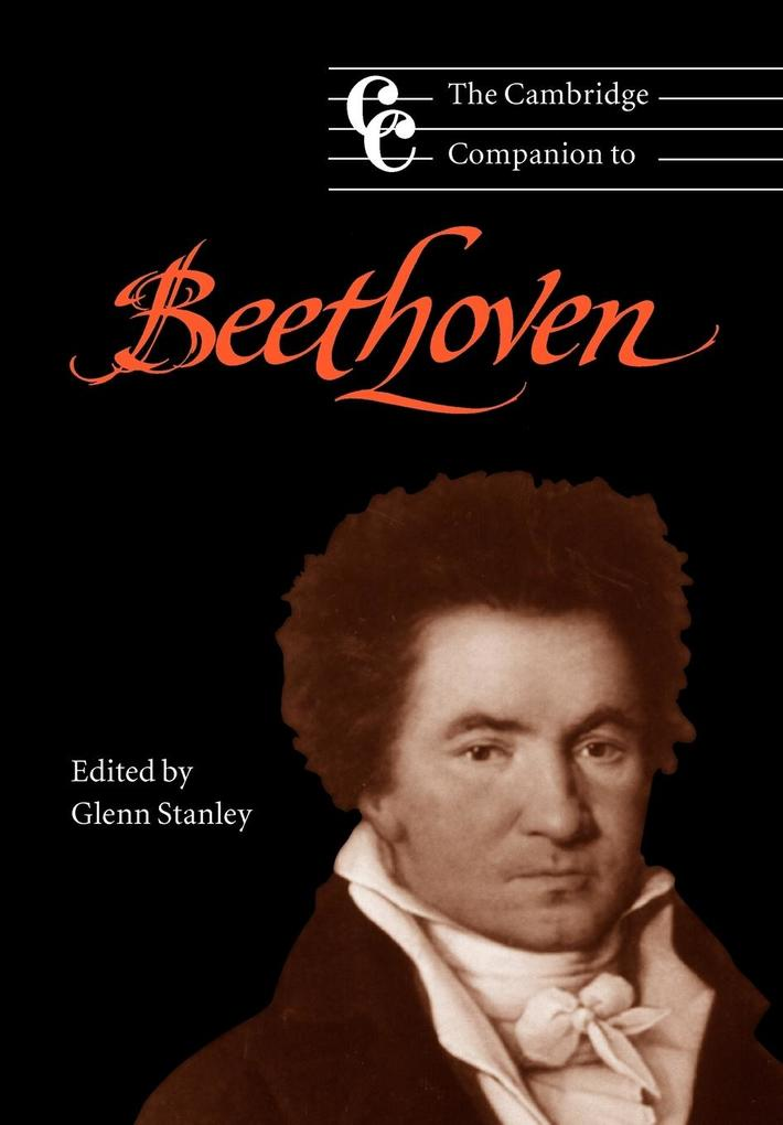 Cambridge Companion to Beethoven als Buch