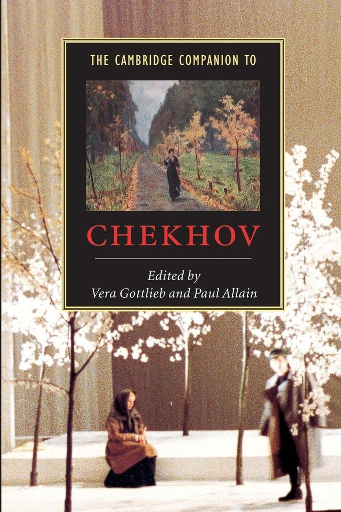 The Cambridge Companion to Chekhov als Buch