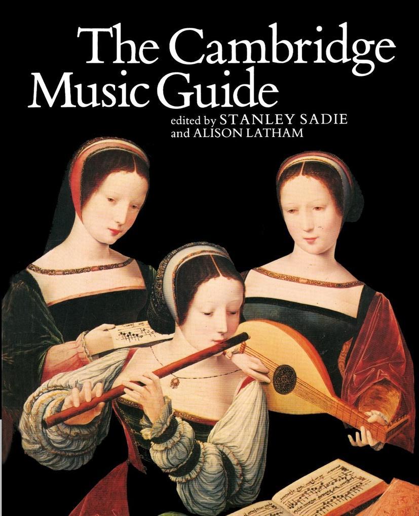 The Cambridge Music Guide als Buch