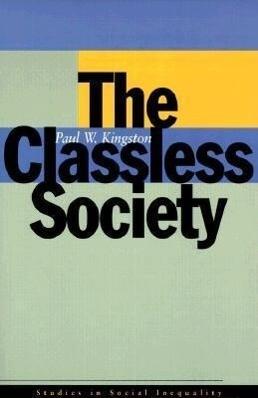 The Classless Society als Taschenbuch