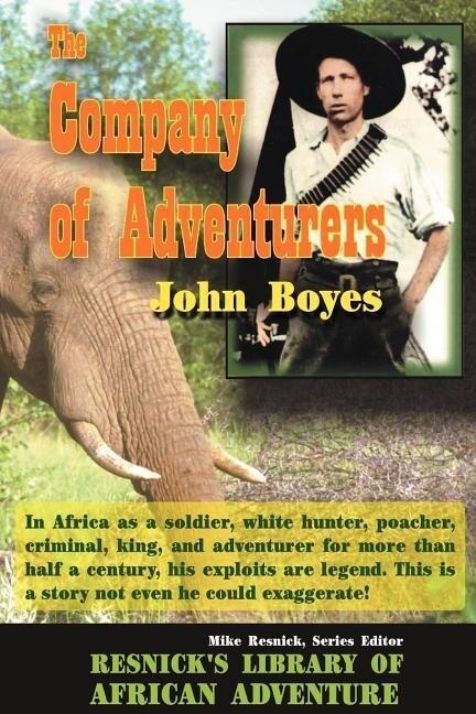 The Company of Adventurers als Taschenbuch
