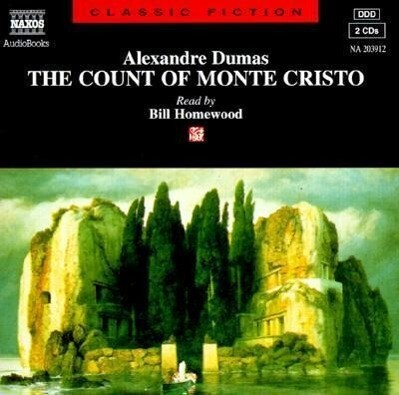 The Count of Monte Cristo als Hörbuch