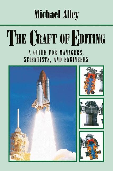 The Craft of Editing als Buch