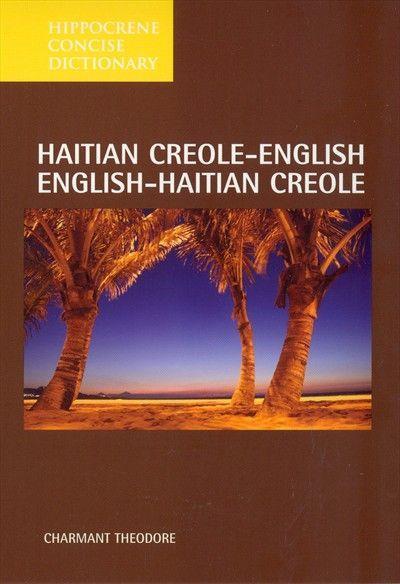 Haitian Creole-English / English-Haitian Creole Concise Dictionary als Taschenbuch