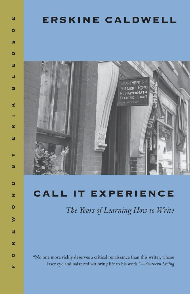 Call It Experience: The Years of Learning How to Write als Taschenbuch