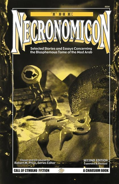 The Necronomicon als Taschenbuch