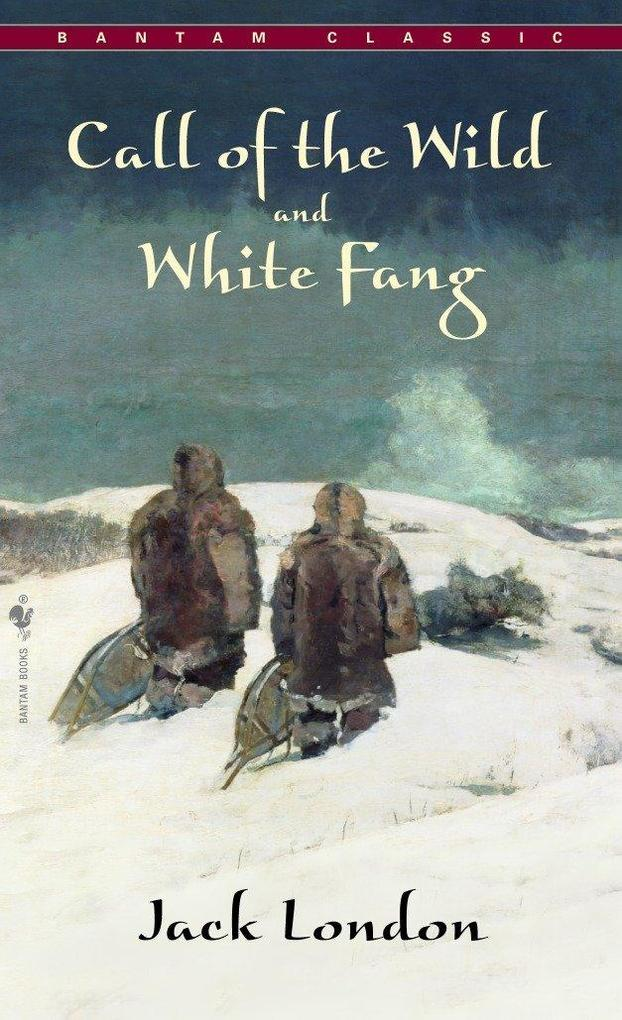 Call of the Wild, White Fang als Taschenbuch