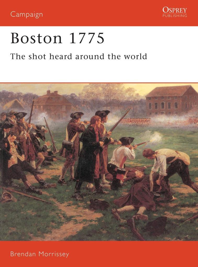 Boston, 1775 als Buch