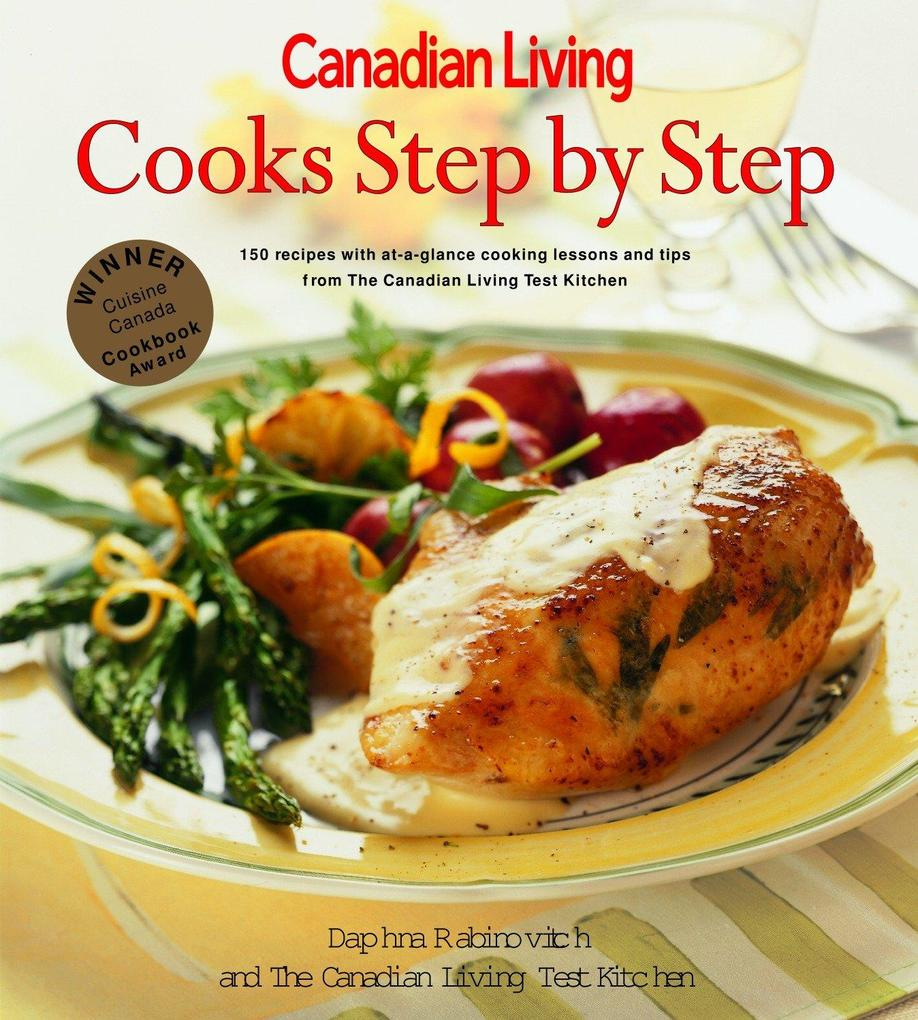 Canadian Living Cooks Step by Step als Taschenbuch