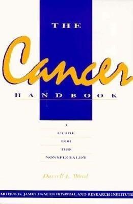 Cancer Handbook: A Guide for the Nonspecialist als Taschenbuch
