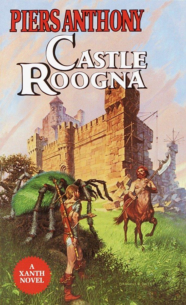 Castle Roogna als Taschenbuch