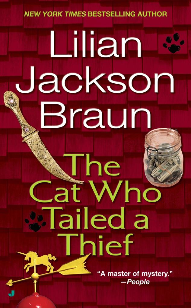 The Cat Who Tailed a Thief als Taschenbuch