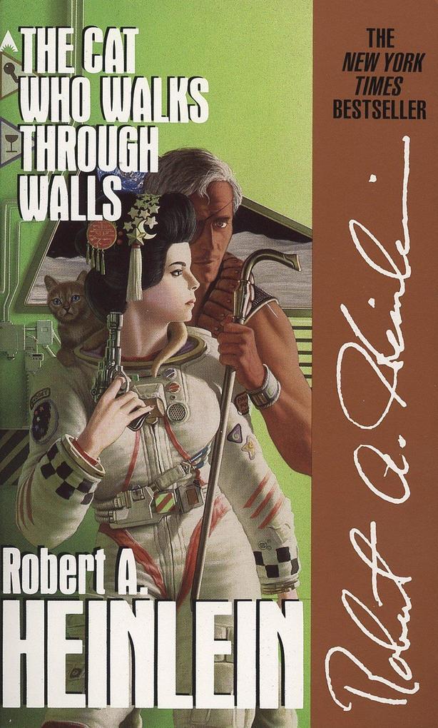 The Cat Who Walks Through Walls als Taschenbuch
