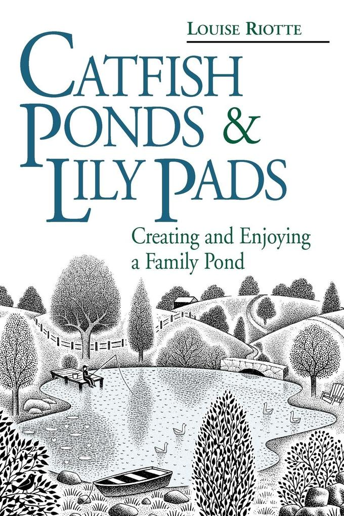 Catfish Ponds and Lily Pads als Taschenbuch