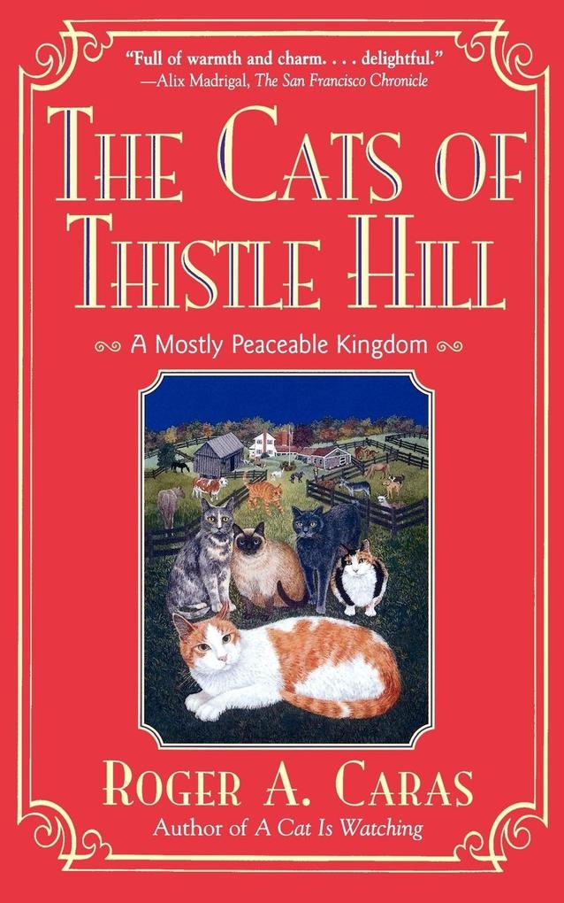The Cats of Thistle Hill als Taschenbuch