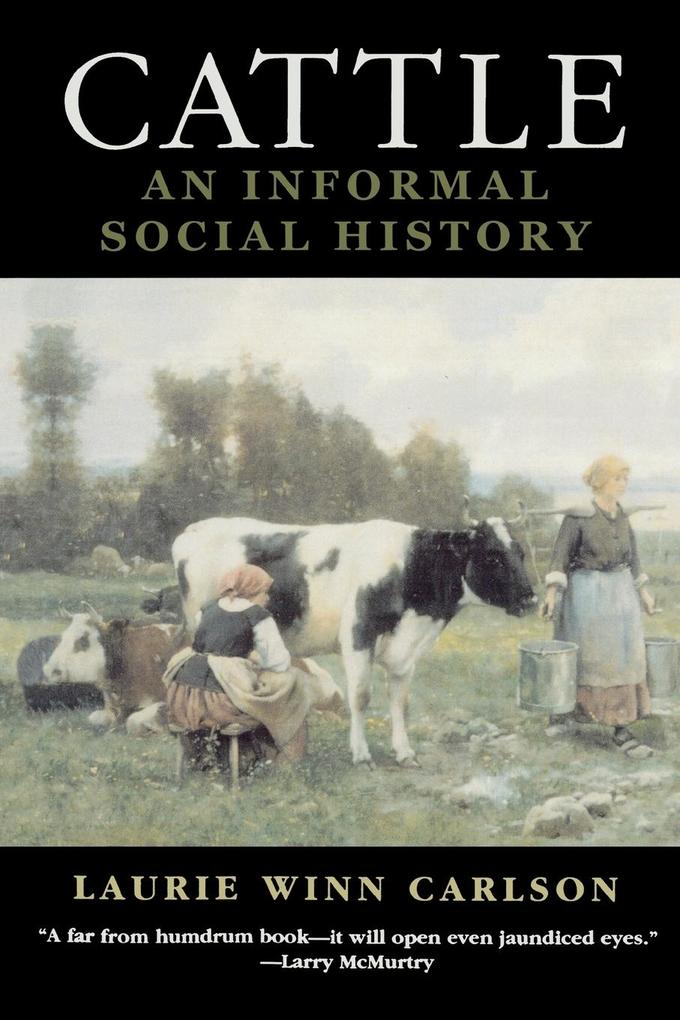 Cattle: An Informal Social History als Taschenbuch