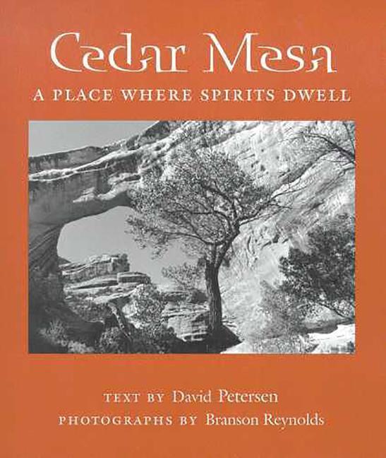 Cedar Mesa: A Place Where Spirits Dwell als Taschenbuch