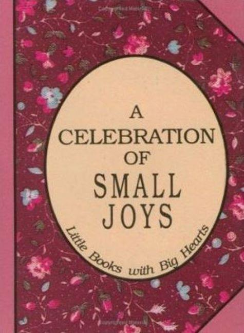 Celebration of Small Joys als Buch